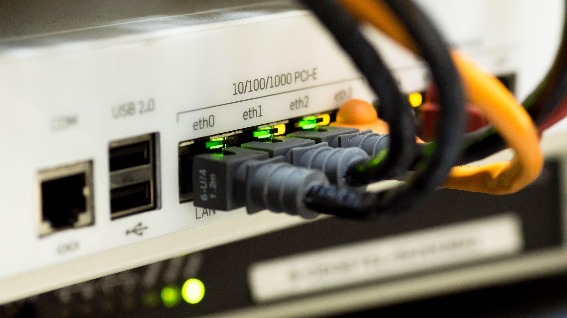 Installation et configuration de votre box internet